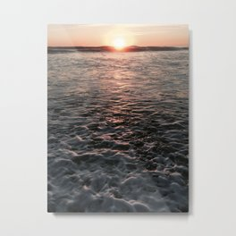 Pacific Sunset Metal Print