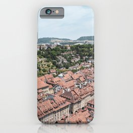 Old City Bern, Switzerland #2 iPhone Case