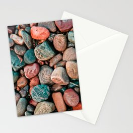 Pebbles of Isle of Skye Stationery Cards