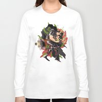 berserk Long Sleeve T-shirts featuring Guts by Kerederek