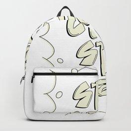 Bleib sauber und sicher Backpack