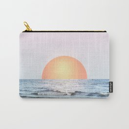 Untypical sunset II Carry-All Pouch