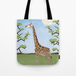 Safari Tote Bag