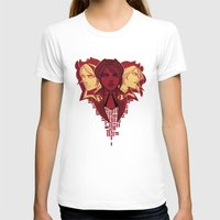 borderlands T-shirts featuring fiona the vault hunter by hydrae