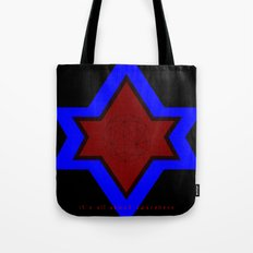 IT'S ALL ABOUT AWARENESS Tote Bag