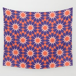 Cosy Moroccan Wall Tapestry
