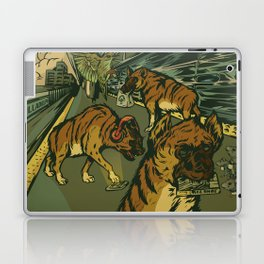 The AM Commute Laptop & iPad Skin