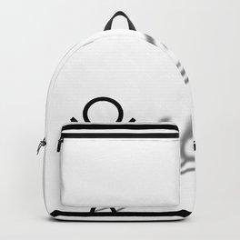 Stickman Backpack