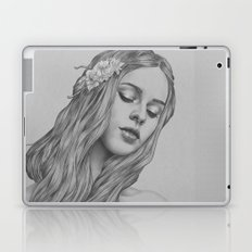 Patience - a digital drawing Laptop & iPad Skin
