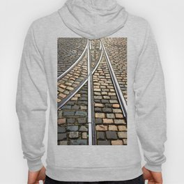 Rails and Cobbles Hoody
