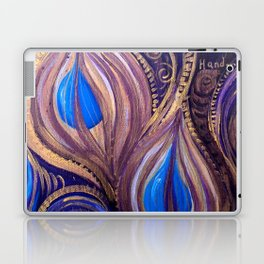 Held Laptop & iPad Skin