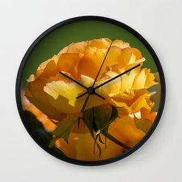 Eureka Rose Wall Clock