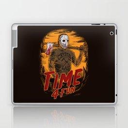Time for fun Laptop & iPad Skin