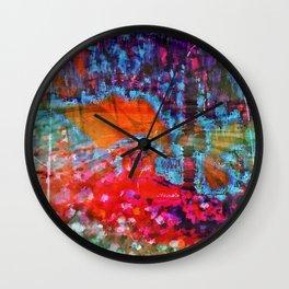 Ham Radio Opera House Wall Clock
