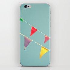 A Celebration iPhone Skin