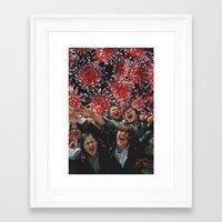 lsd Framed Art Prints featuring LSD by ashton thom