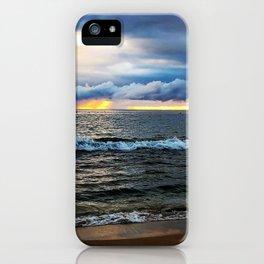 Poipu Sunset Kauai iPhone Case