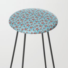 Star Spangled Sea Counter Stool