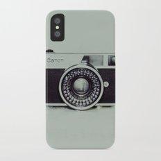 Film Camera Love: Canon iPhone X Slim Case