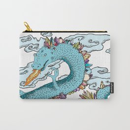 Crystal Dragon Carry-All Pouch