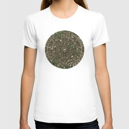 Past future culture. T-shirt