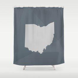 Ohio State Shower Curtain