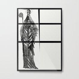 saints Metal Print