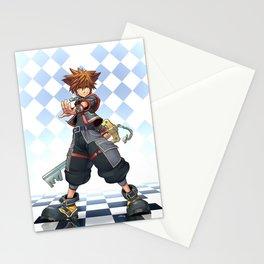 Sora: The Keyblade Master Stationery Cards