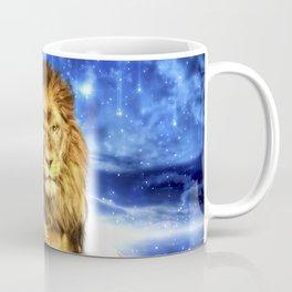 Grumpy Lion Coffee Mug