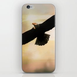 Soar High And Free iPhone Skin