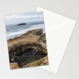 Not Much Punch for the Devil's Punchbowl Stationery Cards