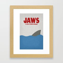 J 01 Framed Art Print