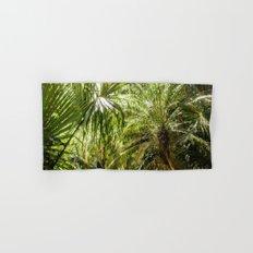 Tropical Palms Hand & Bath Towel