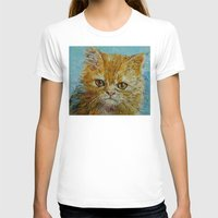 van gogh T-shirts featuring Van Gogh by Michael Creese