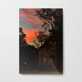 Old East at Sunset Metal Print