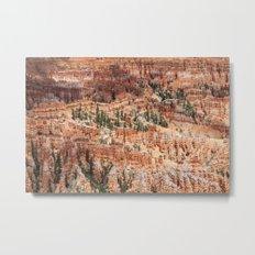 Hoodoos, Bryce Canyon Metal Print