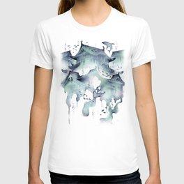 Underwater Temple T-shirt