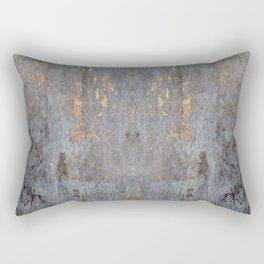 GOLDEN CONCRETE SLAB Rectangular Pillow