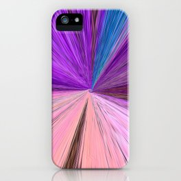"""""""Silver Moon – Elements"""" Painting iPhone Case"""