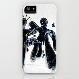dark men dancing  iPhone Case