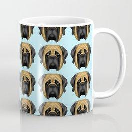 Apricot Mastiff Coffee Mug