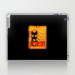 Chat Magique Laptop & iPad Skin