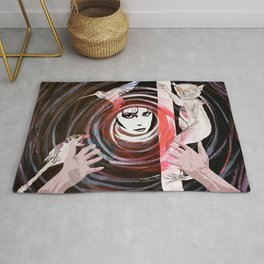 Relationship in peril Rug