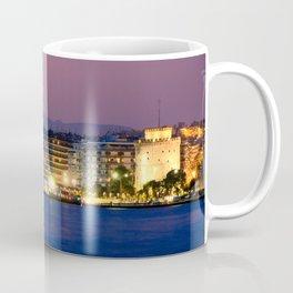 Thessaloniki Promenade Coffee Mug