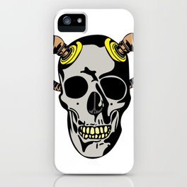 Post Apocalyptic iPhone Case