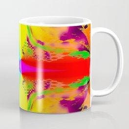 Matrix Drain Abstract Coffee Mug