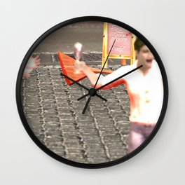 SquaRed: New Order Same Rules Wall Clock