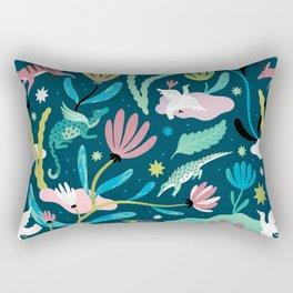 Dream Animals Rectangular Pillow