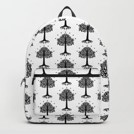 the ancient tree Backpack