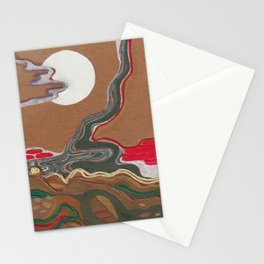 Rolling Landscape Stationery Cards